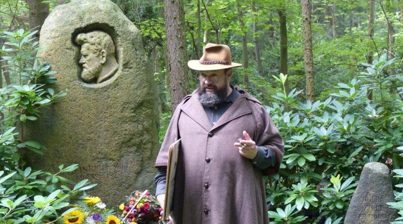 Prominente auf dem Stahnsdorfer Südwestkirchhof: Heinrich Zille