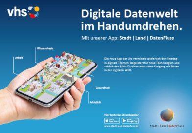 Die Kreisvolkshochschule fördert souveränes Handeln in der digitalen (Daten-)Welt