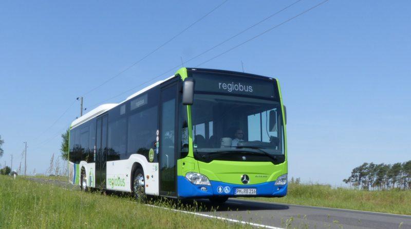 Mit Regiobus zur Landesgartenschau 2022